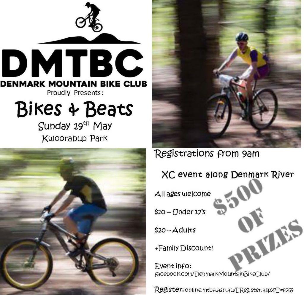 AMBC XC Round 2 (Denmark) - Albany Mountain Bike Club